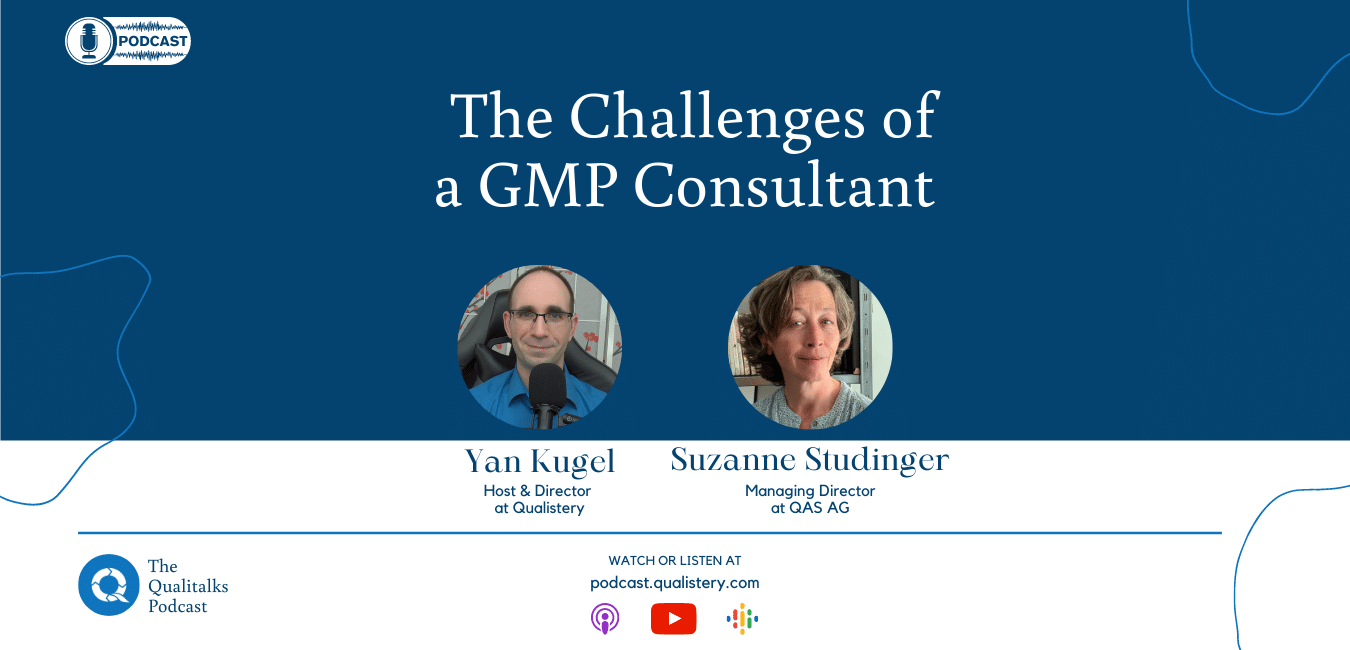 The Challenges of a GMP Consultant