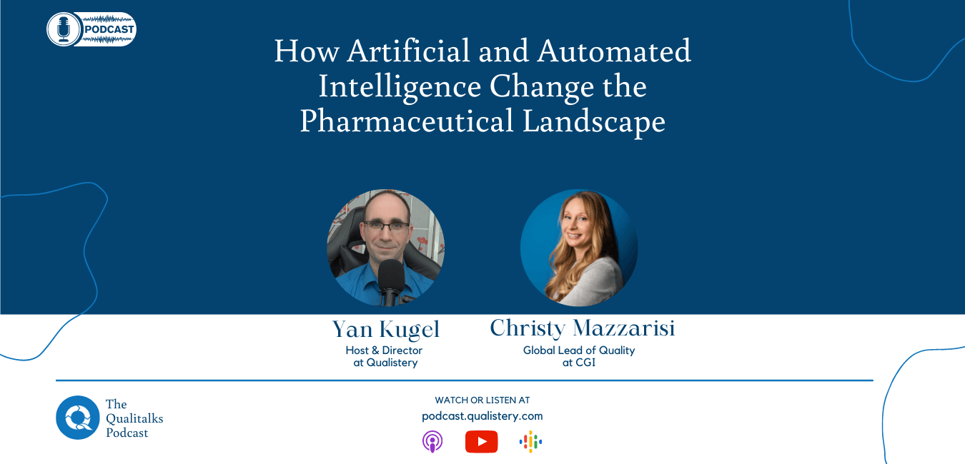 How Artificial and Automated Intelligence Change the Pharmaceutical Landscape