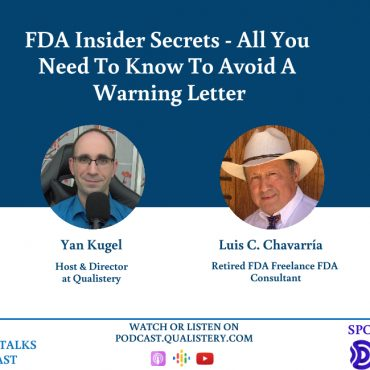 FDA Insider Secrets - All You Need To Know To Avoid A Warning Letter