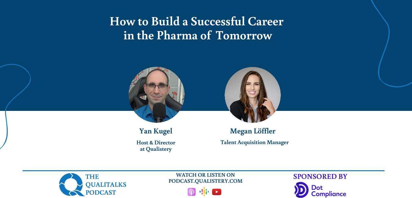 How To Build A Successful Career In The Pharma Of Tomorrow